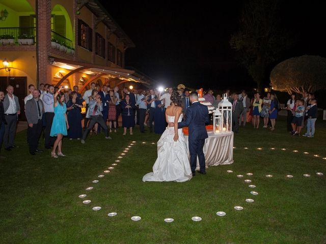 Il matrimonio di Federico e Daniela a Uboldo, Varese 41
