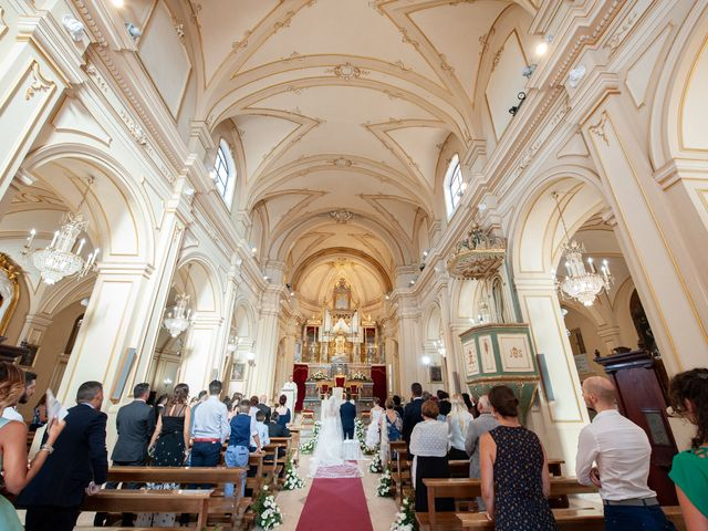 Il matrimonio di Daniela e Alfio a Catania, Catania 1