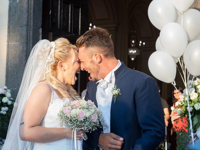Il matrimonio di Daniela e Alfio a Catania, Catania 17