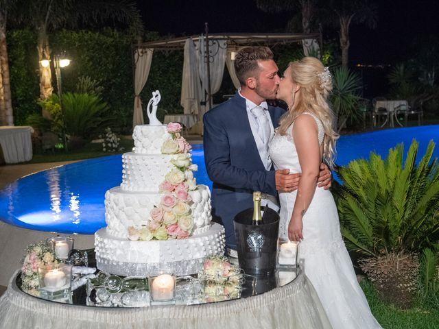 Il matrimonio di Daniela e Alfio a Catania, Catania 22