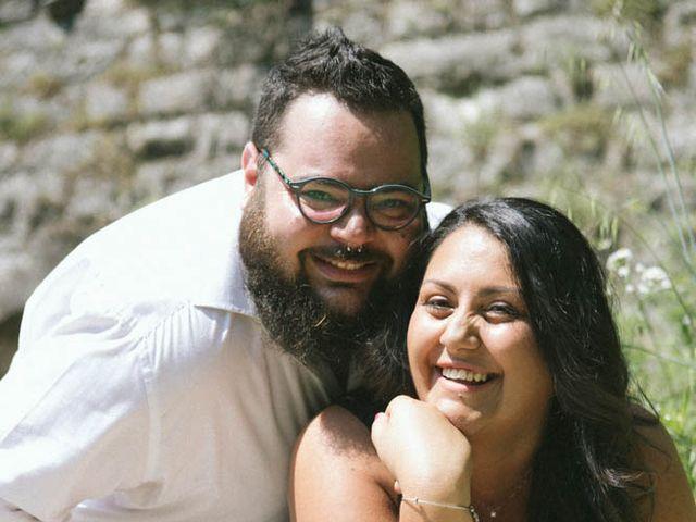 Il matrimonio di Simone e Marina a Bovezzo, Brescia 5
