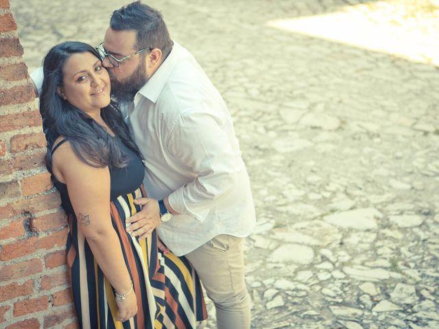 Il matrimonio di Simone e Marina a Bovezzo, Brescia 6