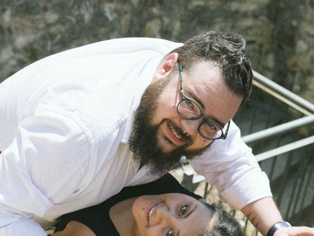 Il matrimonio di Simone e Marina a Bovezzo, Brescia 8