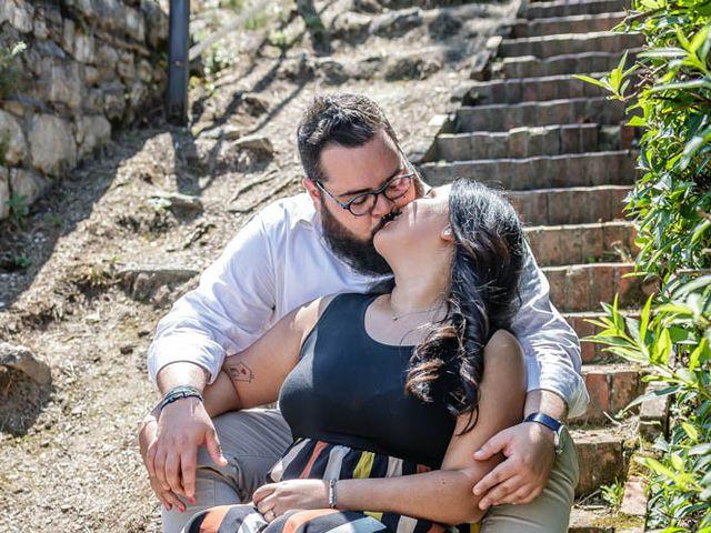 Il matrimonio di Simone e Marina a Bovezzo, Brescia 9