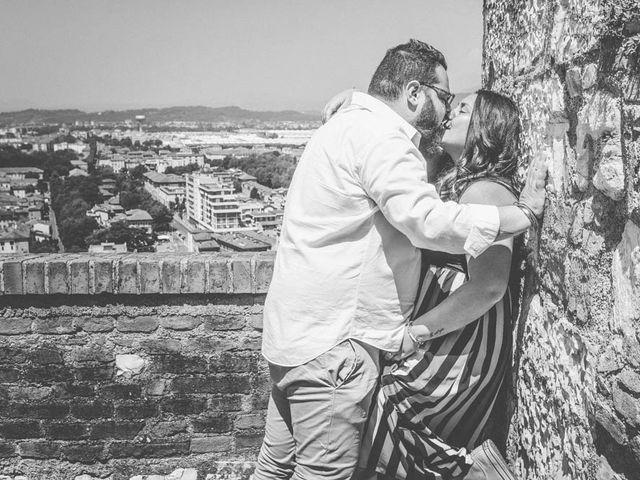Il matrimonio di Simone e Marina a Bovezzo, Brescia 11