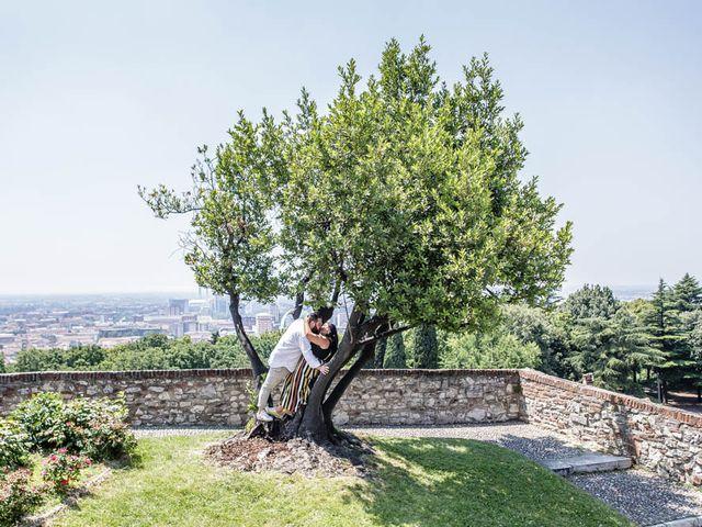 Il matrimonio di Simone e Marina a Bovezzo, Brescia 14