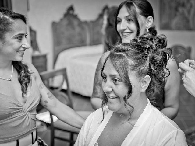 Il matrimonio di Simone e Marina a Bovezzo, Brescia 22