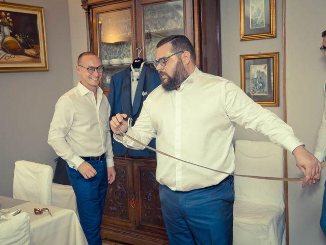 Il matrimonio di Simone e Marina a Bovezzo, Brescia 37