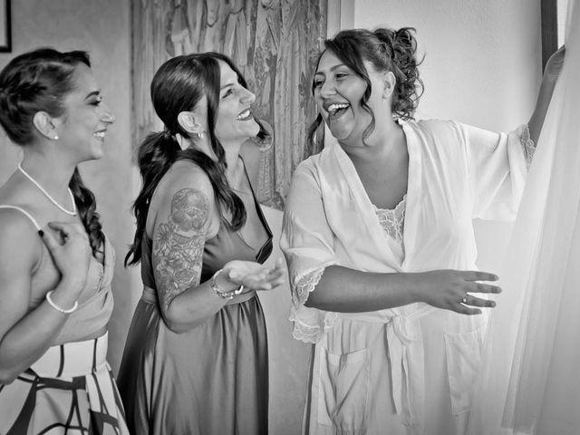 Il matrimonio di Simone e Marina a Bovezzo, Brescia 60