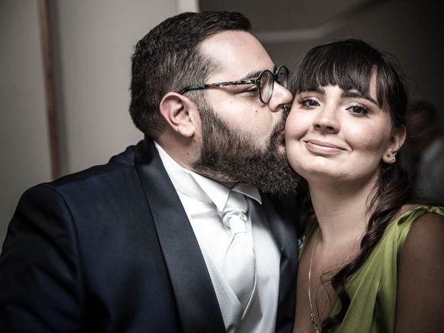 Il matrimonio di Simone e Marina a Bovezzo, Brescia 87
