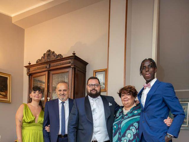 Il matrimonio di Simone e Marina a Bovezzo, Brescia 90