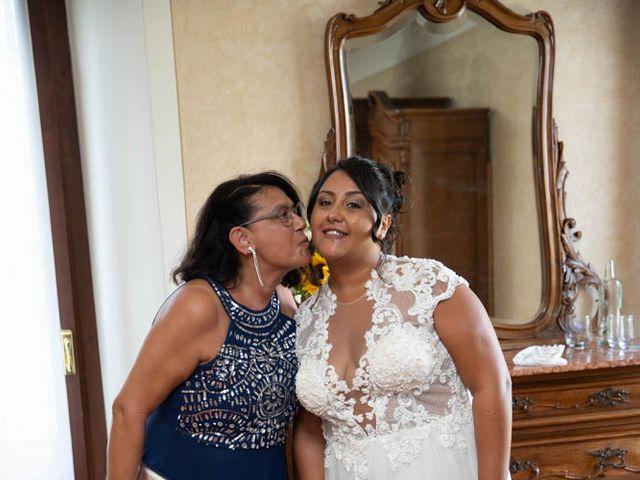 Il matrimonio di Simone e Marina a Bovezzo, Brescia 98