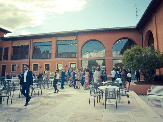 Il matrimonio di Simone e Marina a Bovezzo, Brescia 115