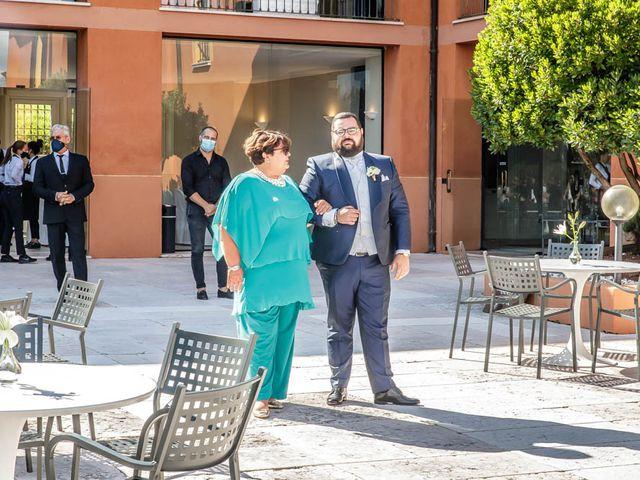 Il matrimonio di Simone e Marina a Bovezzo, Brescia 121