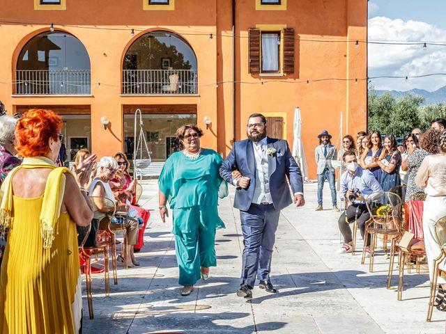 Il matrimonio di Simone e Marina a Bovezzo, Brescia 122