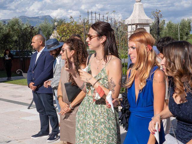 Il matrimonio di Simone e Marina a Bovezzo, Brescia 127