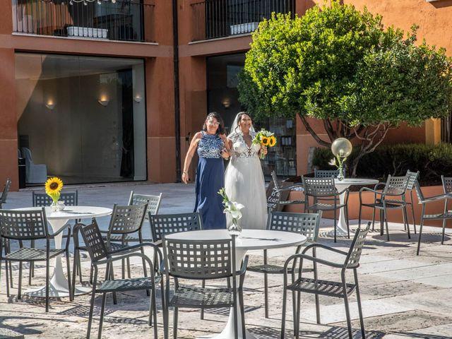 Il matrimonio di Simone e Marina a Bovezzo, Brescia 128