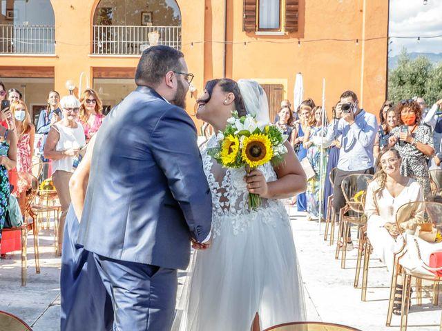 Il matrimonio di Simone e Marina a Bovezzo, Brescia 132