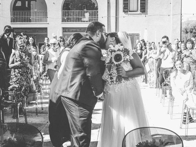 Il matrimonio di Simone e Marina a Bovezzo, Brescia 133