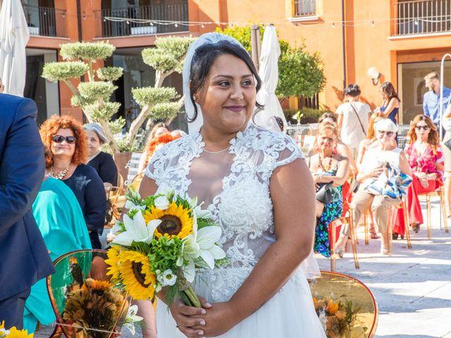 Il matrimonio di Simone e Marina a Bovezzo, Brescia 135