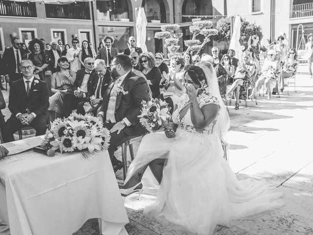Il matrimonio di Simone e Marina a Bovezzo, Brescia 140