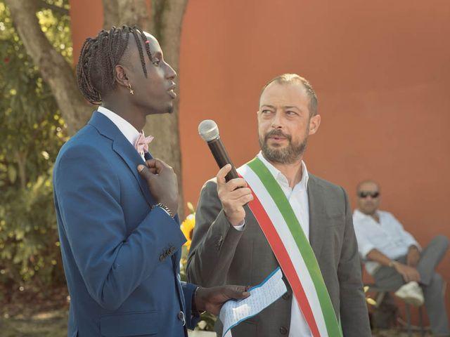 Il matrimonio di Simone e Marina a Bovezzo, Brescia 141