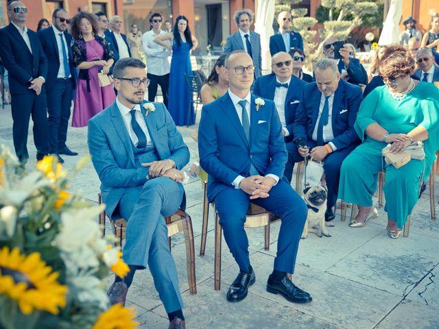 Il matrimonio di Simone e Marina a Bovezzo, Brescia 144