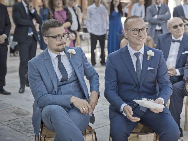 Il matrimonio di Simone e Marina a Bovezzo, Brescia 148