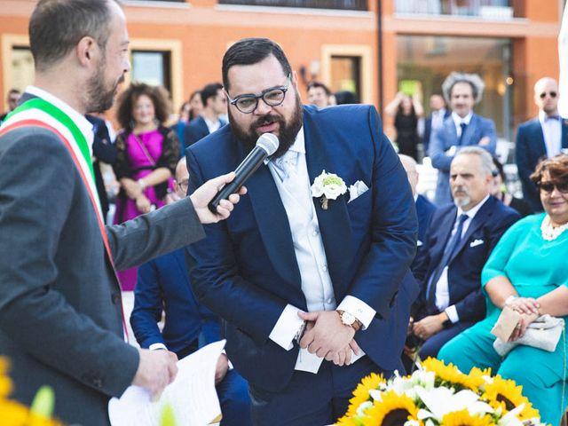 Il matrimonio di Simone e Marina a Bovezzo, Brescia 149