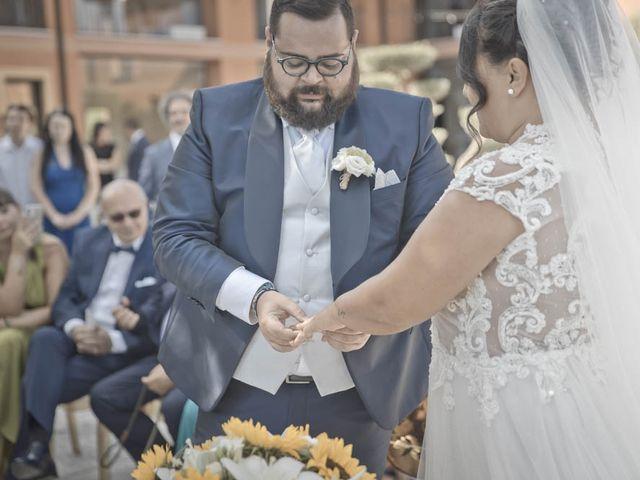 Il matrimonio di Simone e Marina a Bovezzo, Brescia 150