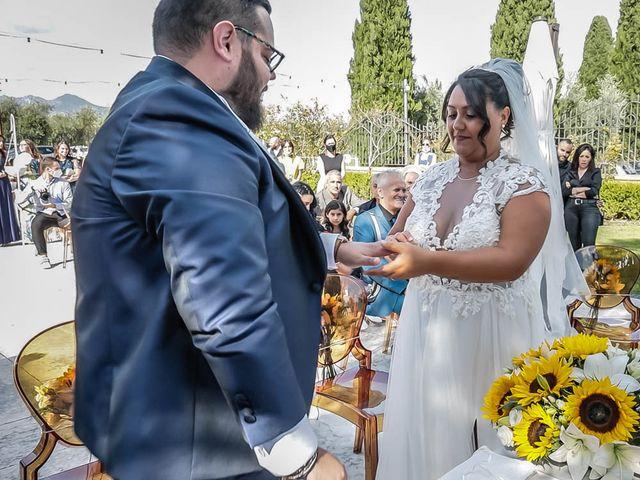 Il matrimonio di Simone e Marina a Bovezzo, Brescia 152
