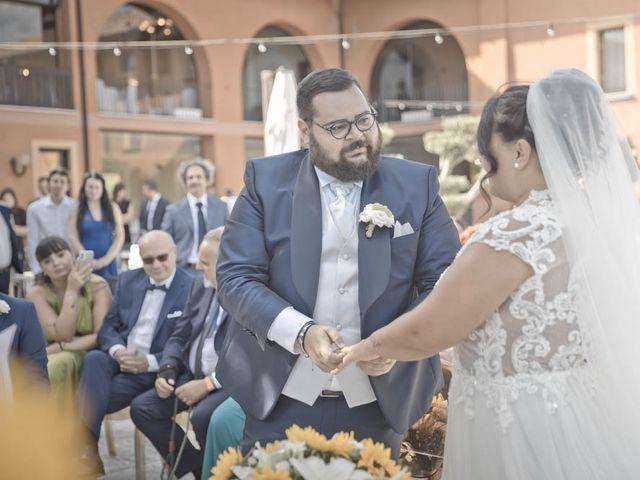 Il matrimonio di Simone e Marina a Bovezzo, Brescia 153