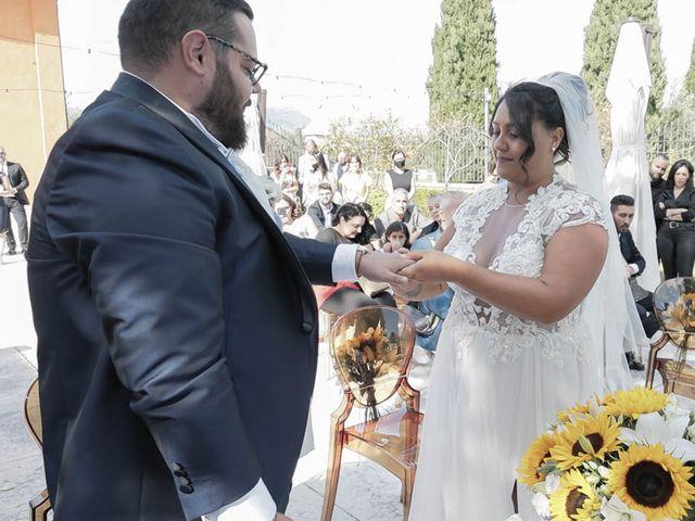 Il matrimonio di Simone e Marina a Bovezzo, Brescia 154
