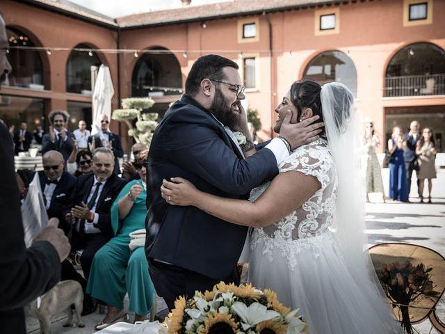 Il matrimonio di Simone e Marina a Bovezzo, Brescia 157