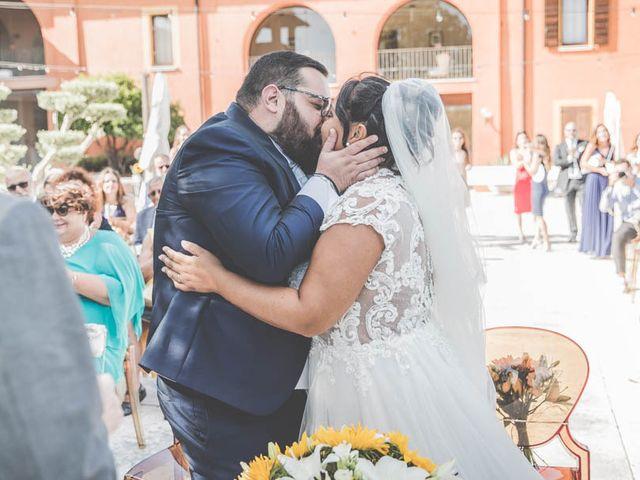 Il matrimonio di Simone e Marina a Bovezzo, Brescia 158