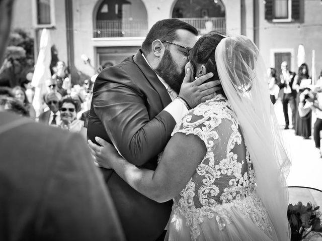 Il matrimonio di Simone e Marina a Bovezzo, Brescia 159
