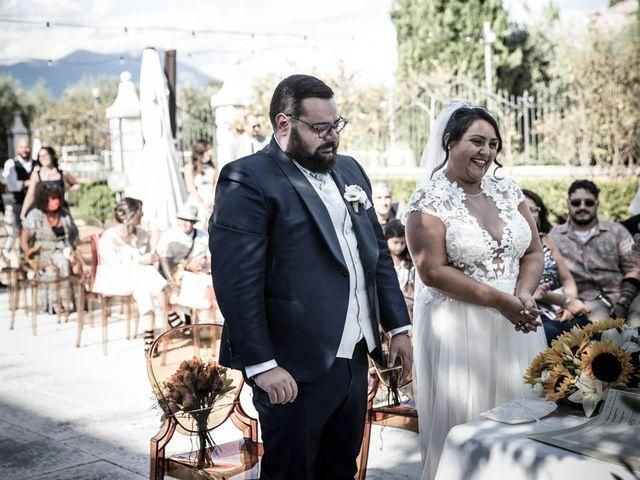 Il matrimonio di Simone e Marina a Bovezzo, Brescia 161
