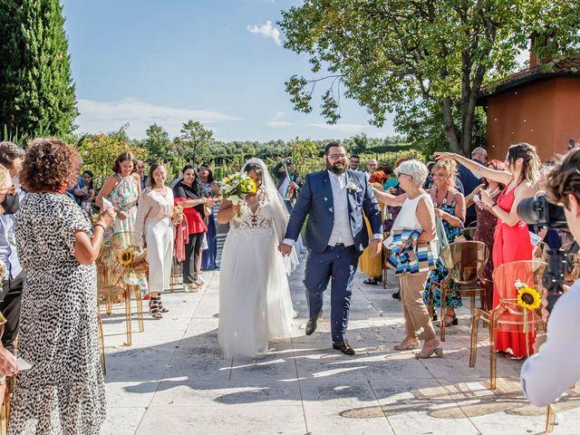 Il matrimonio di Simone e Marina a Bovezzo, Brescia 165