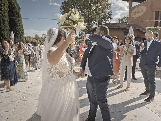 Il matrimonio di Simone e Marina a Bovezzo, Brescia 167