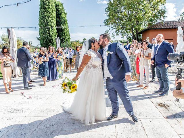 Il matrimonio di Simone e Marina a Bovezzo, Brescia 169