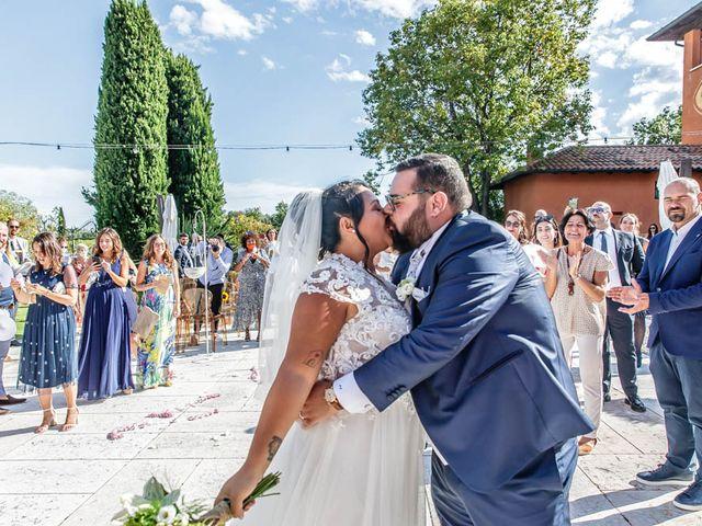Il matrimonio di Simone e Marina a Bovezzo, Brescia 170