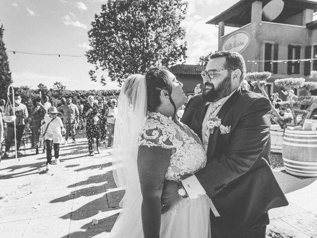 Il matrimonio di Simone e Marina a Bovezzo, Brescia 171