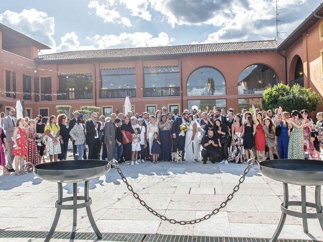 Il matrimonio di Simone e Marina a Bovezzo, Brescia 173