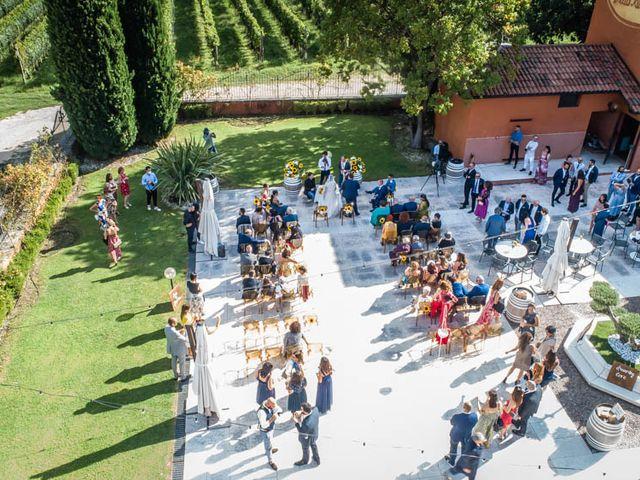 Il matrimonio di Simone e Marina a Bovezzo, Brescia 175
