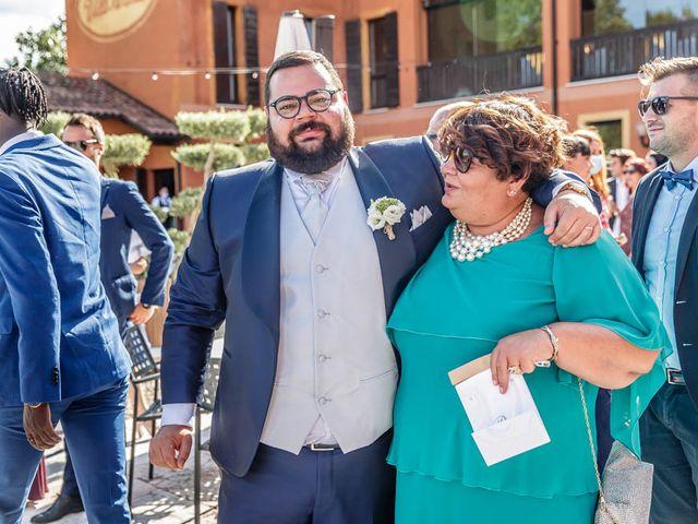 Il matrimonio di Simone e Marina a Bovezzo, Brescia 177