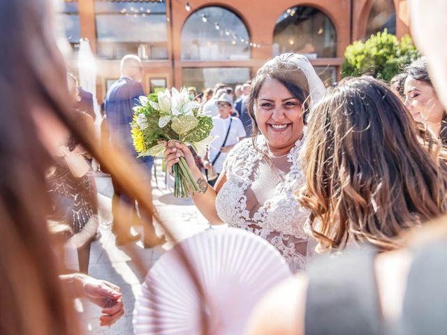 Il matrimonio di Simone e Marina a Bovezzo, Brescia 180