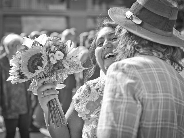 Il matrimonio di Simone e Marina a Bovezzo, Brescia 181