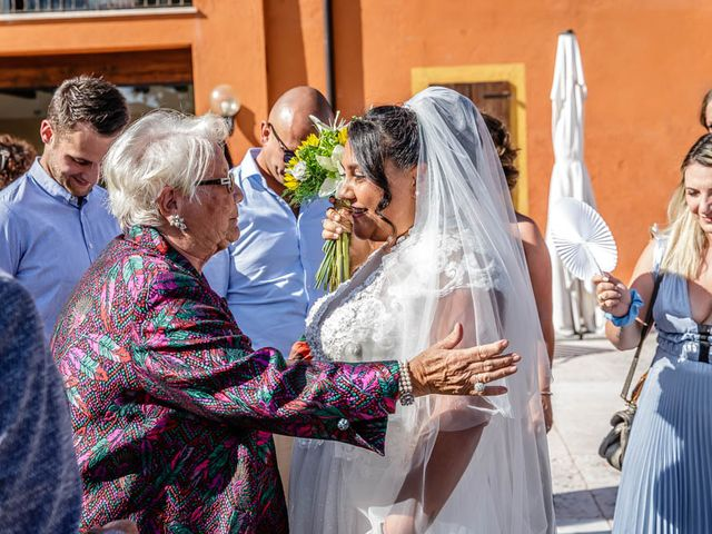 Il matrimonio di Simone e Marina a Bovezzo, Brescia 182