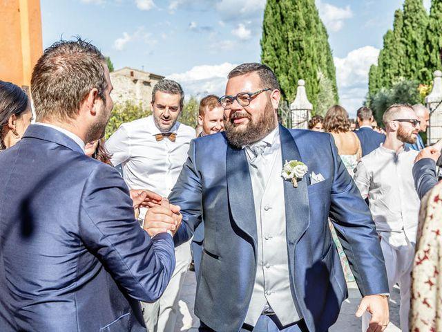 Il matrimonio di Simone e Marina a Bovezzo, Brescia 183