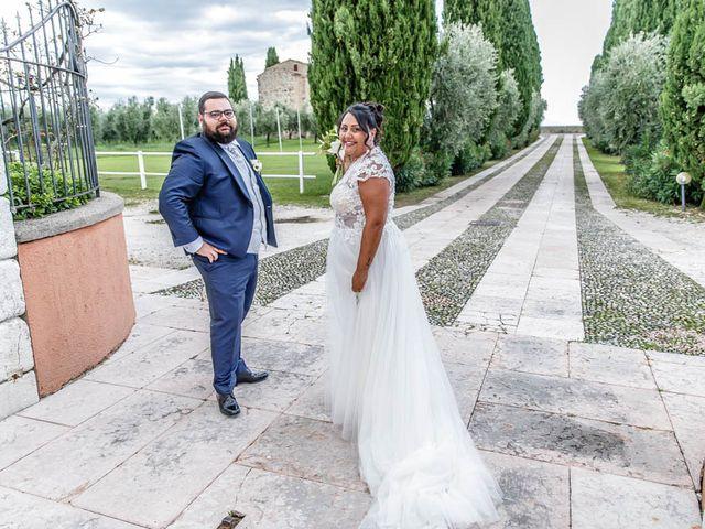 Il matrimonio di Simone e Marina a Bovezzo, Brescia 198